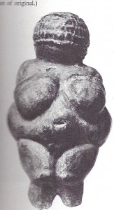Venus of Willendorf, Austria, 18,000 BC