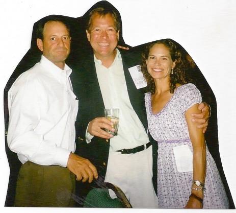 """""""John Adams, David and Sue Betzelberger Kerr"""