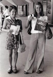 """Paula Adams and Marthe Dreher"""