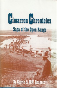 """Cimarron Chronicles"""