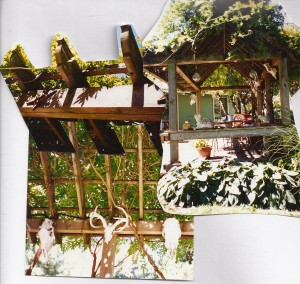"""Graves Gazebo by Dean Graves and Dave Wood"""