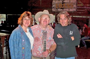 """Cathy Faber, Bill Hearne, John Inmon, Gruene Hall"