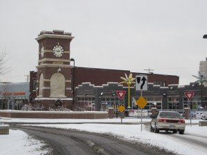 """""""Delano"""" """"rotary clock tower"""" """"Wichita Kansas"""""""