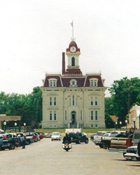 Cottonwood Falls Courthouse